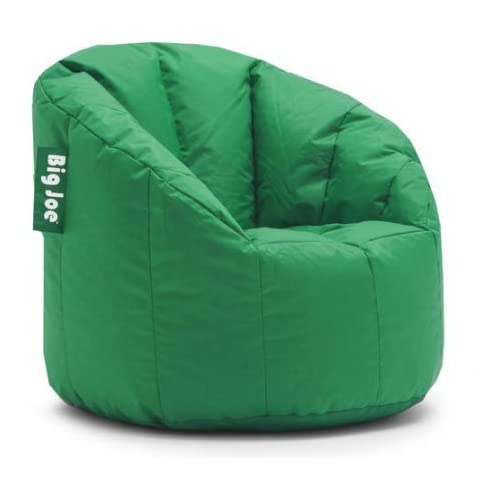 Pleasing Big Joe Milano Bean Bag Chair Multiple Colors Provides Ultimate Comfort Great For Any Room Elf Green Forskolin Free Trial Chair Design Images Forskolin Free Trialorg