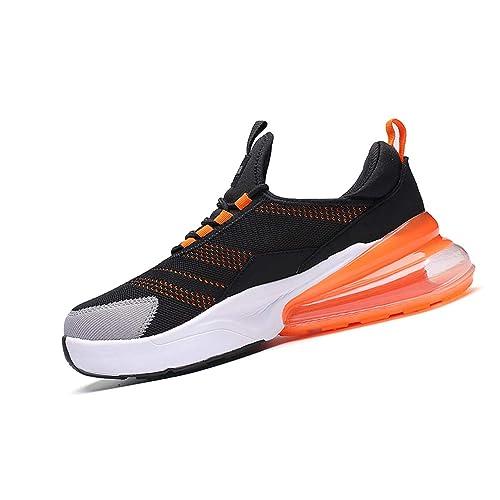 64ed359dacb79 Buy Ezkrwxn Men air Cushion Sport Trail Running Shoes with Ubuy ...