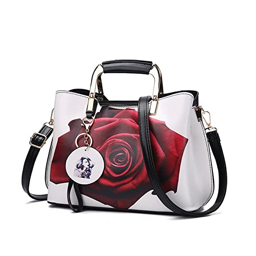 30f7e8f6be90 Nevenka Purses and Handbags for Women Top Handle Satchel Shoulder Bags  Ladies Leather Totes