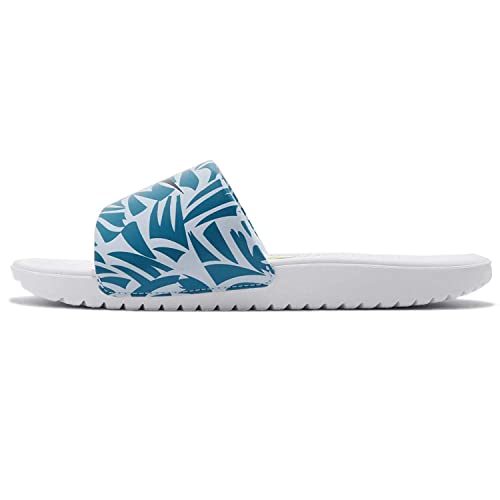 abc876c9455df Buy Nike Kids  Kawa Slide (GS PS) Athletic Sandal with Ubuy South ...