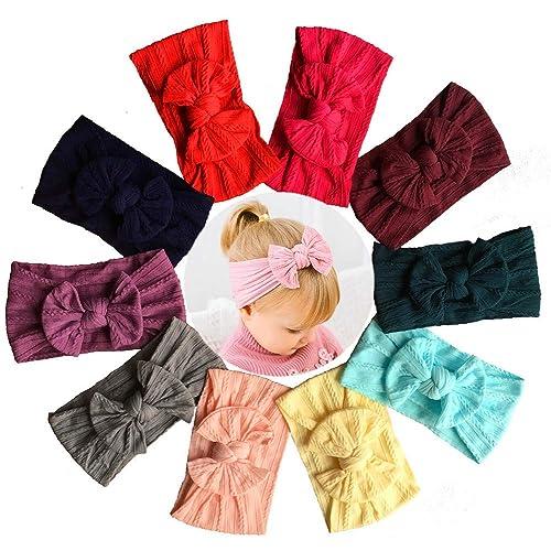 40274c907 Buy Baby Headbands Turban Knotted