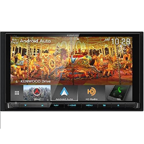 Buy Kenwood eXcelon DNX995S 6 75 Inch DVD Navigation