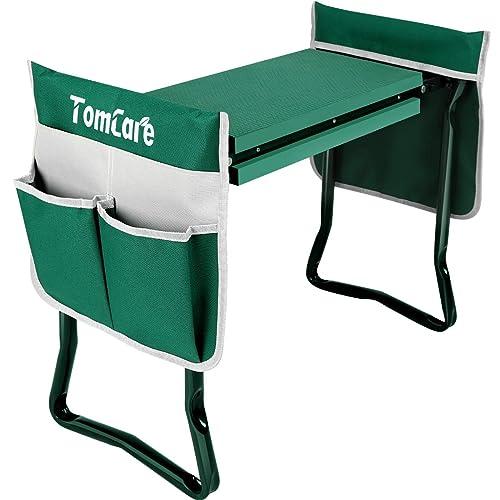 Excellent Buy Tomcare Upgraded Garden Kneeler Seat Widen Soft Kneeling Ibusinesslaw Wood Chair Design Ideas Ibusinesslaworg