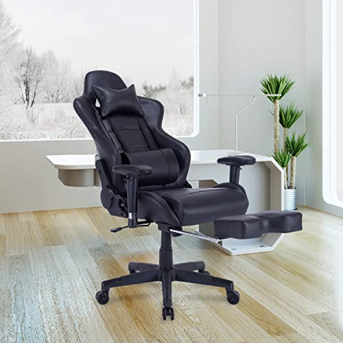 Sensational Buy Healgen Back Massage Gaming Chair With Footrest Pc Gmtry Best Dining Table And Chair Ideas Images Gmtryco