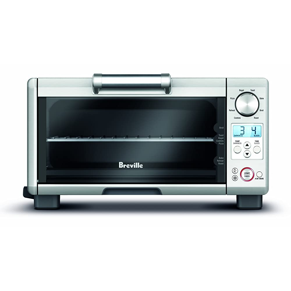Breville Bov450xl Mini Smart Oven With Element Iq Buy