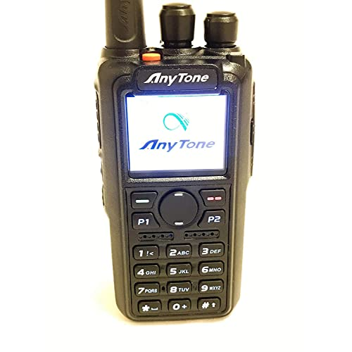 Buy AnyTone AT-D868UV GPS Version II updated firmware Upgraded