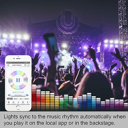 Buy Richsing Bluetooth LED Strip Lights,Music LED Light