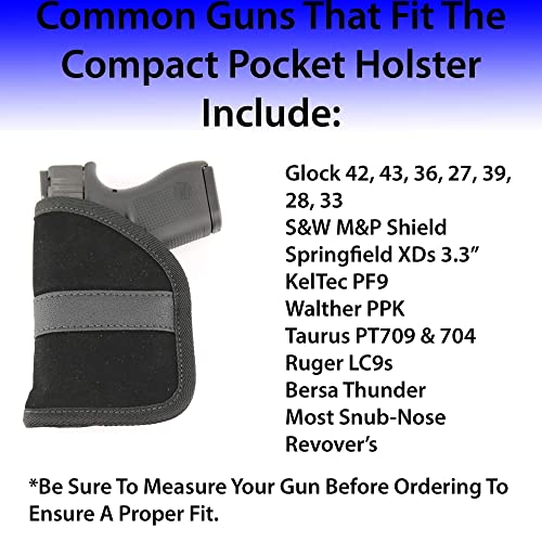 Buy ComfortTac Ultimate Pocket Holster | Ultra Thin for