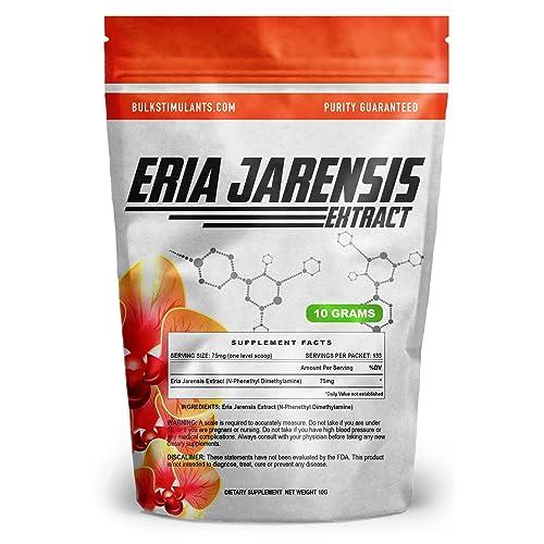 Buy ERIA JARENSIS Extract - Bulk Powder 10 Grams 133