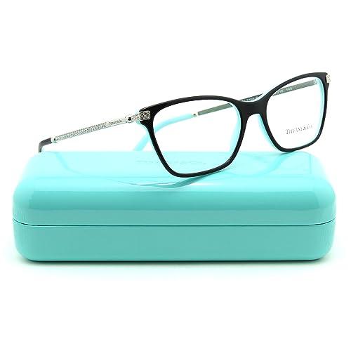 9ac713c30989 Buy Tiffany & Co. TF 2158-B Women Butterfly Eyeglasses RX - able ...