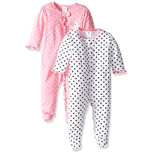 0b65cbc65 Buy Gerber Baby Girls  2-Pack Sleep  N Play with Ubuy South Africa ...