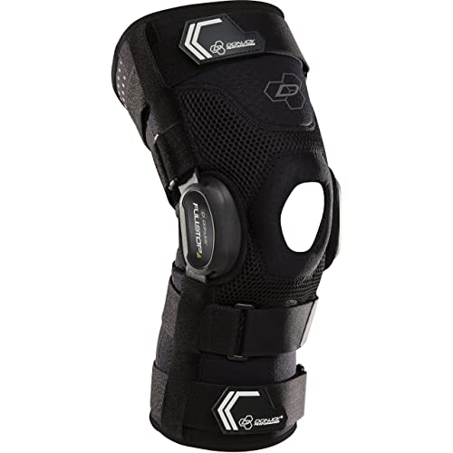 1e257cc0fe750 DonJoy Performance Bionic Fullstop ACL Knee Brace – 4 Points of Leverage  Hinged Knee Support for Ligament Protection, Injuries, Prevent Knee ...