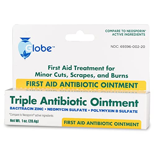 Buy Triple Antibiotic First Aid Ointment, 1 Oz  (Compare to