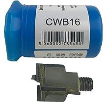 16.5//20//22//25mm Carbide Wood Cutter For Souber Mortice Lock Jig CWB16