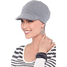 65aaf273 Cardani Bamboo Baseball Cap - Caps for Women with Chemo Cancer Hair Loss