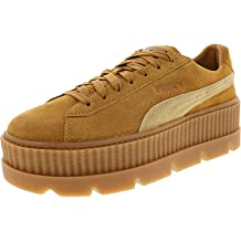 30d9614570d9 PUMA Womens Fenty by Rihanna Suede Cleated Creeper Casual Athletic  amp   Sneakers