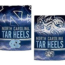 Team Color WinCraft NCAA North Carolina Tar Heels SignWood College Vault Style 11x17