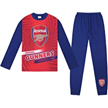 ff04b503a ... Kids Kit Pajamas Red White. ZAR 296. Arsenal FC Official Soccer Gift  Boys Sublimation Long Pajamas