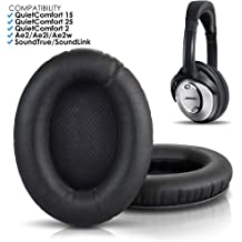 0c558e56c34 Wicked Cushions Bose Headphones Replacement Ear Pads - Compatible With  QuietComfort .